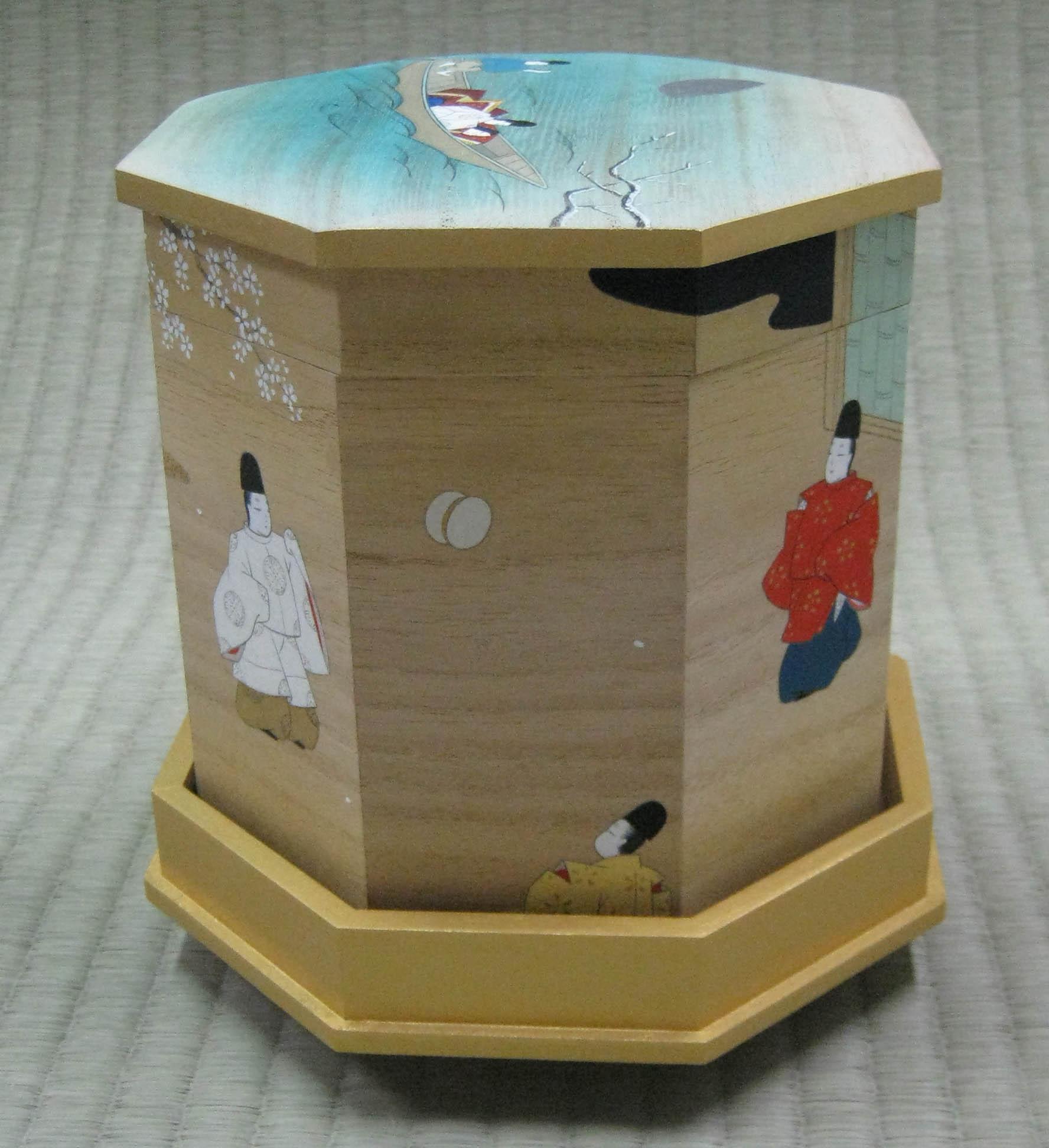 貝桶(光井章二作)