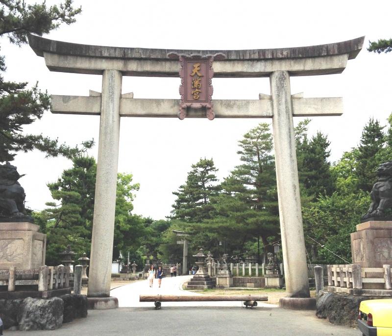 京都パワースポットと百人一首!【北野天満宮編】(パート1)