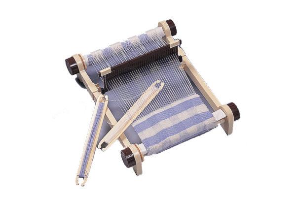 プラスチック製卓上手織機